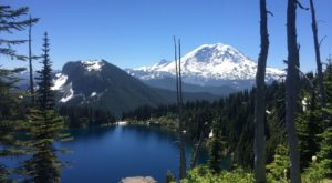 We Found The 8 Most Magical Hiking Trails In Washington For Spring