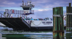 The One Of A Kind Ferry Boat Adventure You Can Only Take In Alabama