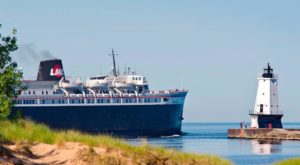 The One-Of-A-Kind Ferry Ride That Will Take You Across Lake Michigan