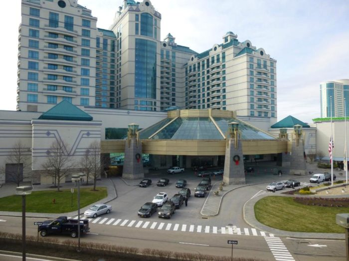 foxwoods largest casino in the world