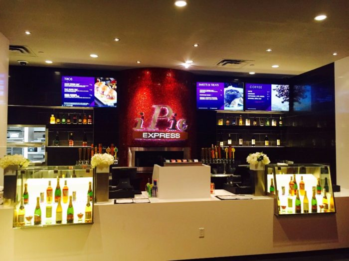 Ipic movie theater in fort lee is the best dine in theater New jersey dine in theatre