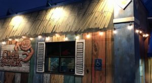 The One Funky Crab Shack In Connecticut You Won't Find At The Beach