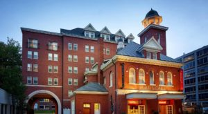 This Firehouse Near Boston Is Actually A Hotel And You'll Want To Spend The Night