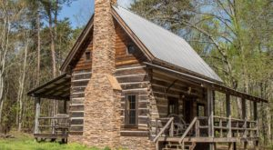 This Log Cabin Campground In Alabama May Just Be Your New Favorite Destination