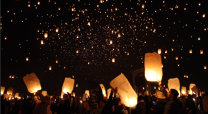The Mesmerizing Lantern Festival In Wisconsin You Need To See To Believe