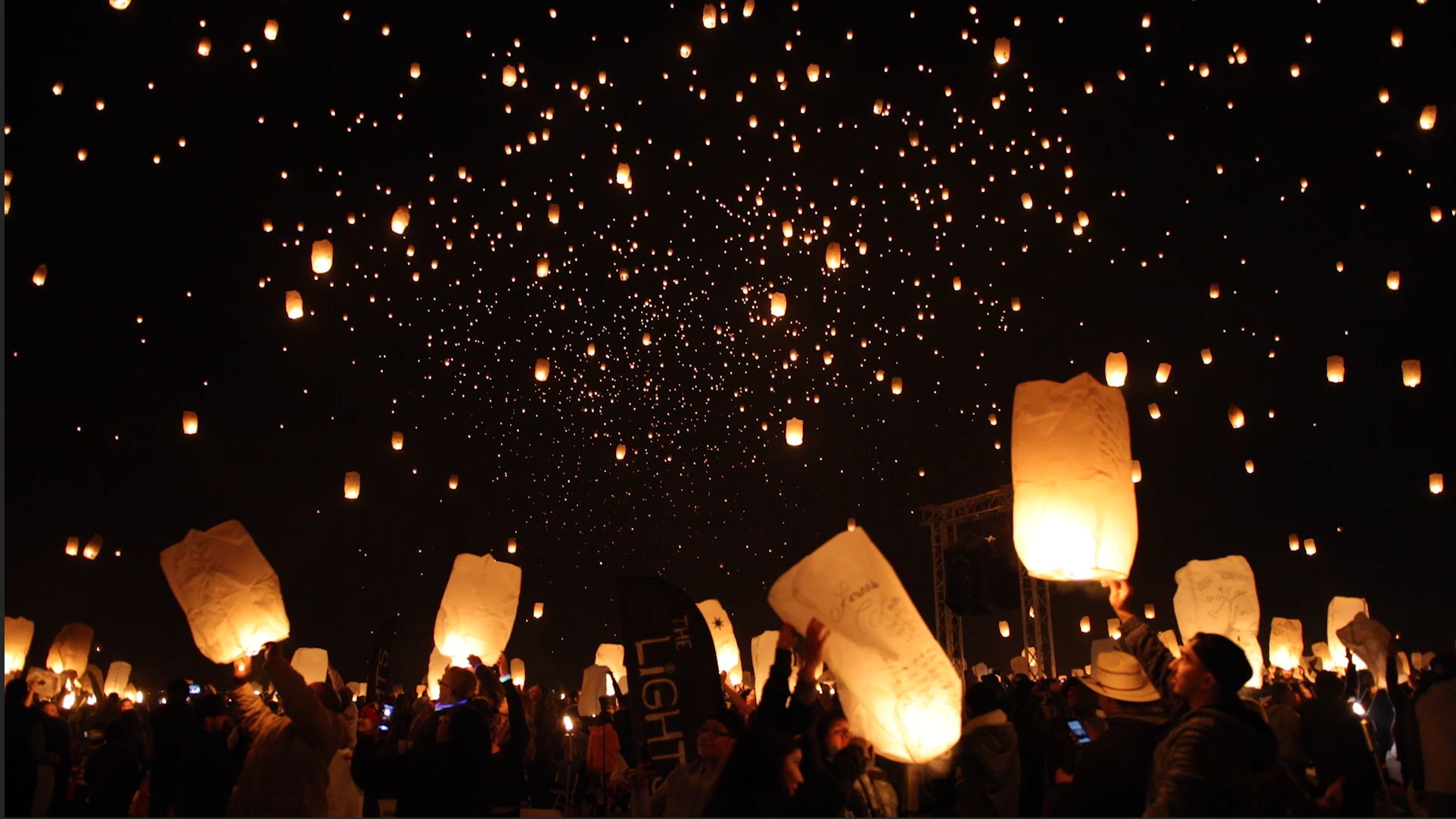 The Lights Fest Is An Incredible Lantern Festival In