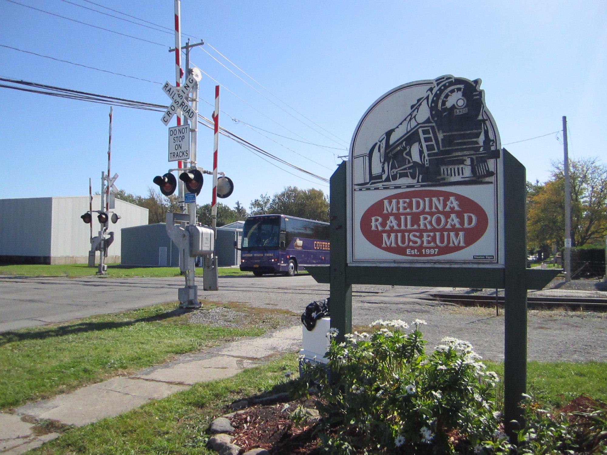 Medina Railroad Museum Is Best Train Park Near Buffalo