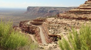 Utah's Windiest Road Has Over 3 Miles Of Switchbacks And It's Not For The Faint Of Heart