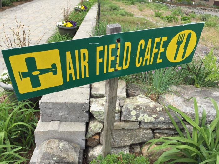 Nancy S Air Field Cafe Stow Ma
