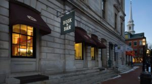 This New Hampshire Bookstore Is Also a Bar And You'll Absolutely Love It
