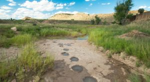 The Mystical Place In Oklahoma Where Dinosaurs Once Roamed