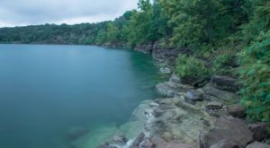 There's A Scuba Park Hiding In Oklahoma That's Perfect For Your Next Adventure