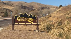 The Mystical Place Near Denver Where Dinosaurs Once Roamed
