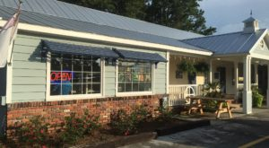 The World's Best Homemade Ice Cream Can Be Found At This Humble Little Shop In South Carolina
