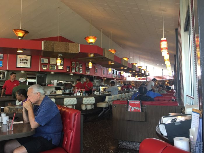 Pann S Is An Iconic Diner From The 1950s In Los Angeles California