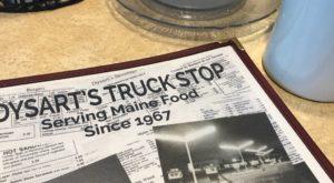 The Nostalgic Restaurant Where Every Mainer Grew Up Eating