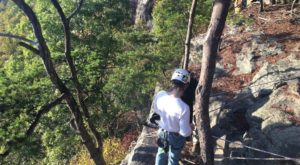 The Vertical Hiking Trail In West Virginia That's Unlike Any Other Adventure You've Ever Had