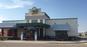 You'll Love This Biker-Themed Restaurant In South Dakota With Positively Enormous Burgers