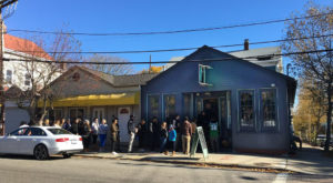 People Line Up Down The Block For This One Donut Shop In Rhode Island