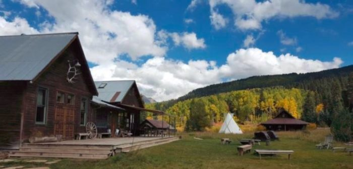 The One American Ghost Town That's Now A Breathtaking Resort