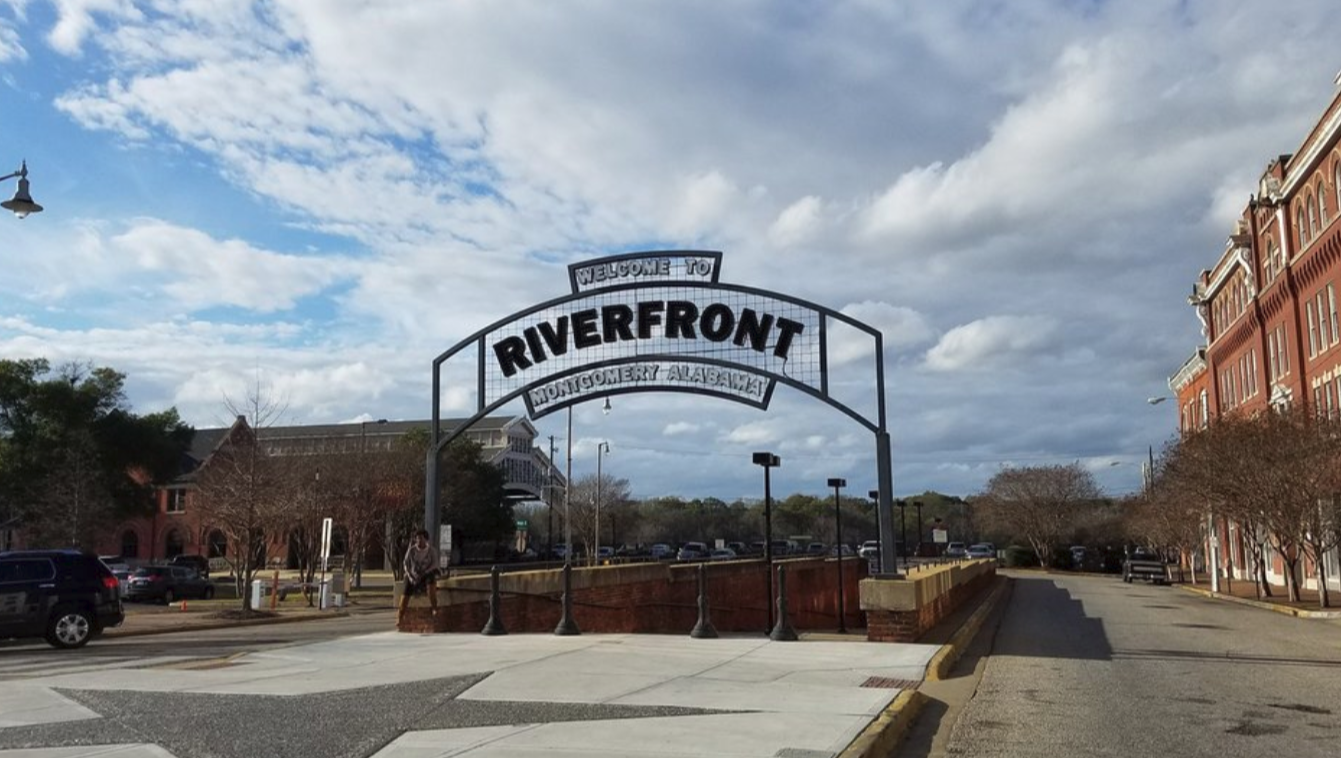 Riverfront Park In Alabama Is Perfect For A Day Trip