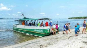 The One Of A Kind Ferry Boat Adventure You Can Take In South Carolina