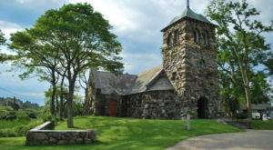 The Little-Known Church Hiding In Maine That Is An Absolute Work Of Art