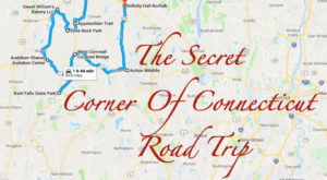See The Very Best Of Connecticut's Secret Corner In One Day On This Epic Road Trip