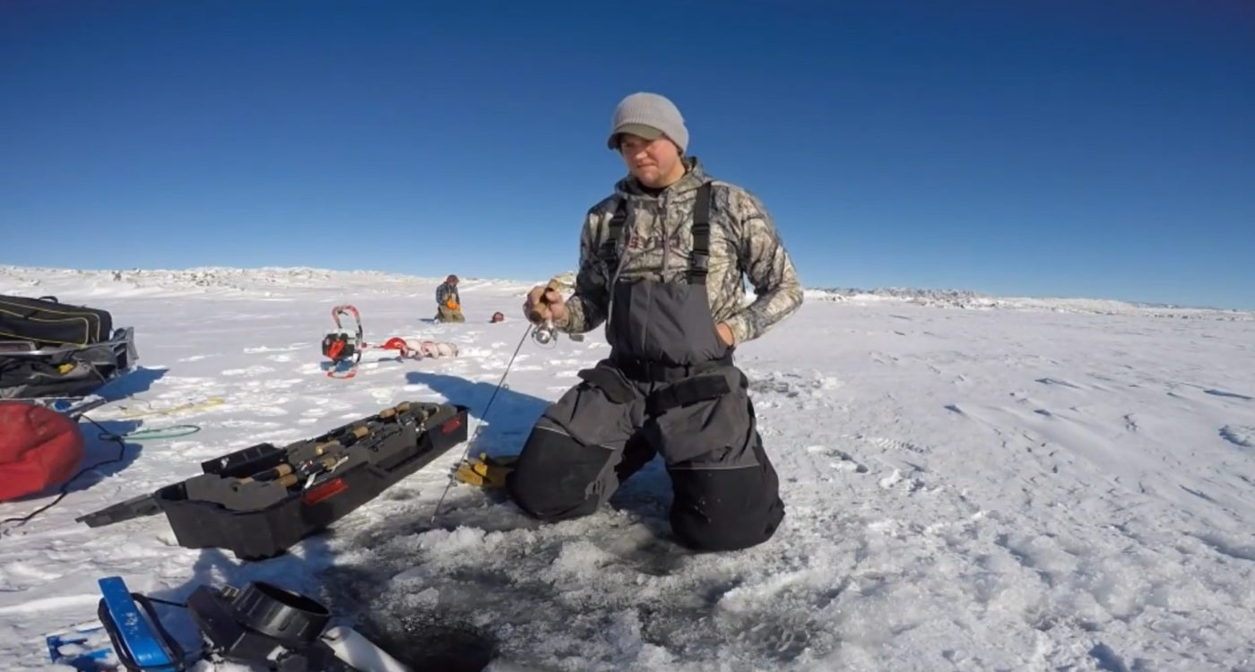 These 7 spots in wyoming are the best places for ice fishing for Ice fishing nebraska