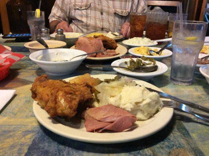 Shatley Springs Restaurant In North Carolina