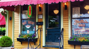 The Most Charming Deli In Kentucky That Y'All Just Have To Try