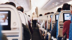 Research Says This Is The Best Seat To Avoid Getting The Flu On A Plane