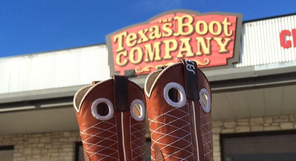 The Texas Boot Company Is The Best Cowboy Boot Store Near
