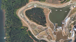 Most People Don't Know There's a Kayak Park Hiding In North Carolina