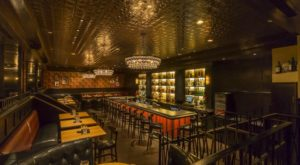 This Underground Restaurant In Boston Is Like No Other Place You've Ever Eaten