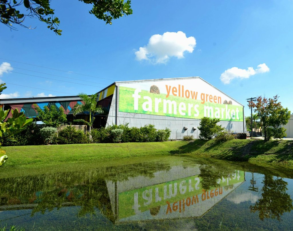 Yellow Green Farmers Market Is South Florida S Largest