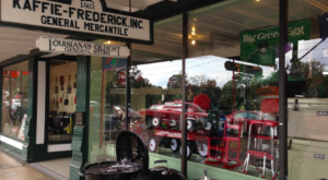 This Nostalgic General Store in Louisiana Is The Oldest In The State