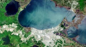 You May Not Want To Swim In This One Louisiana Lake Due To A Dangerous Discovery