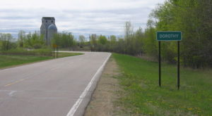 Most People Have Long Forgotten About This Vacant Ghost Town In Rural Minnesota