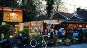 The Outdoor Restaurant In Georgia That's So Much More Than A Good Place To Eat