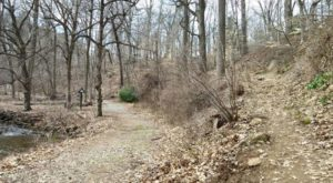 Hike To This Spring In Delaware That's Said To Have Mystical Healing Powers