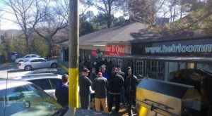 There Is Usually A Line Around The Block For This Irresistible Georgia BBQ Joint