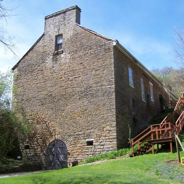 Baker Bird In Kentucky Is The Oldest Winery In America