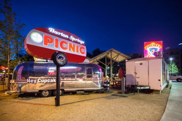 Picnic Is The Best Food Truck Park In Austin
