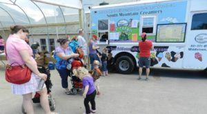 You Don't Want To Miss The Most Delicious Ice Cream Festival In Maryland
