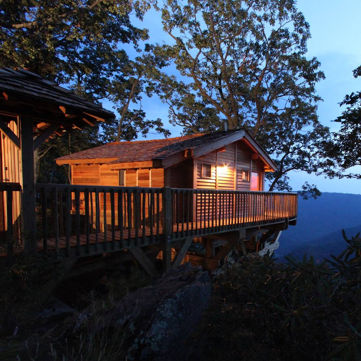 Primland Resort Has The Best Treehouse Accommodations In