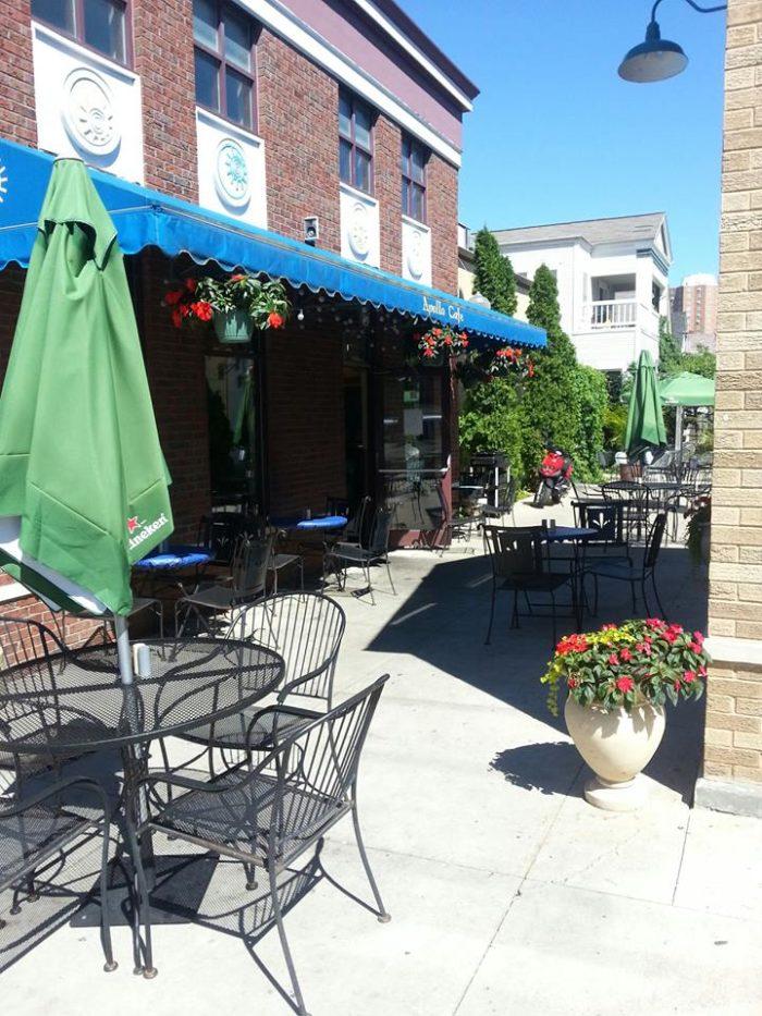 Apollo Cafe Brady Street