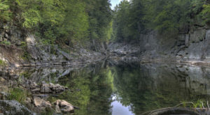 5 Little Known Canyons That Will Show You A Side Of Massachusetts You've Never Seen Before