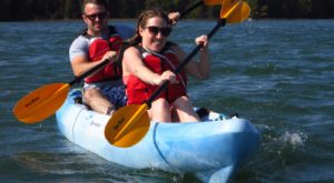 Your Family Will Love This Short, Yet Adventurous Wisconsin Kayak Tour