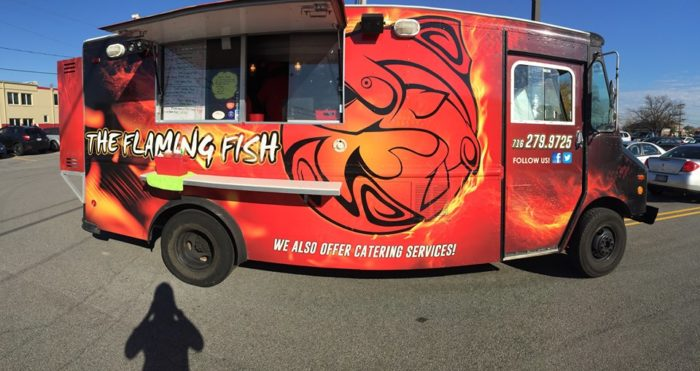 Food Coma Food Truck Menu